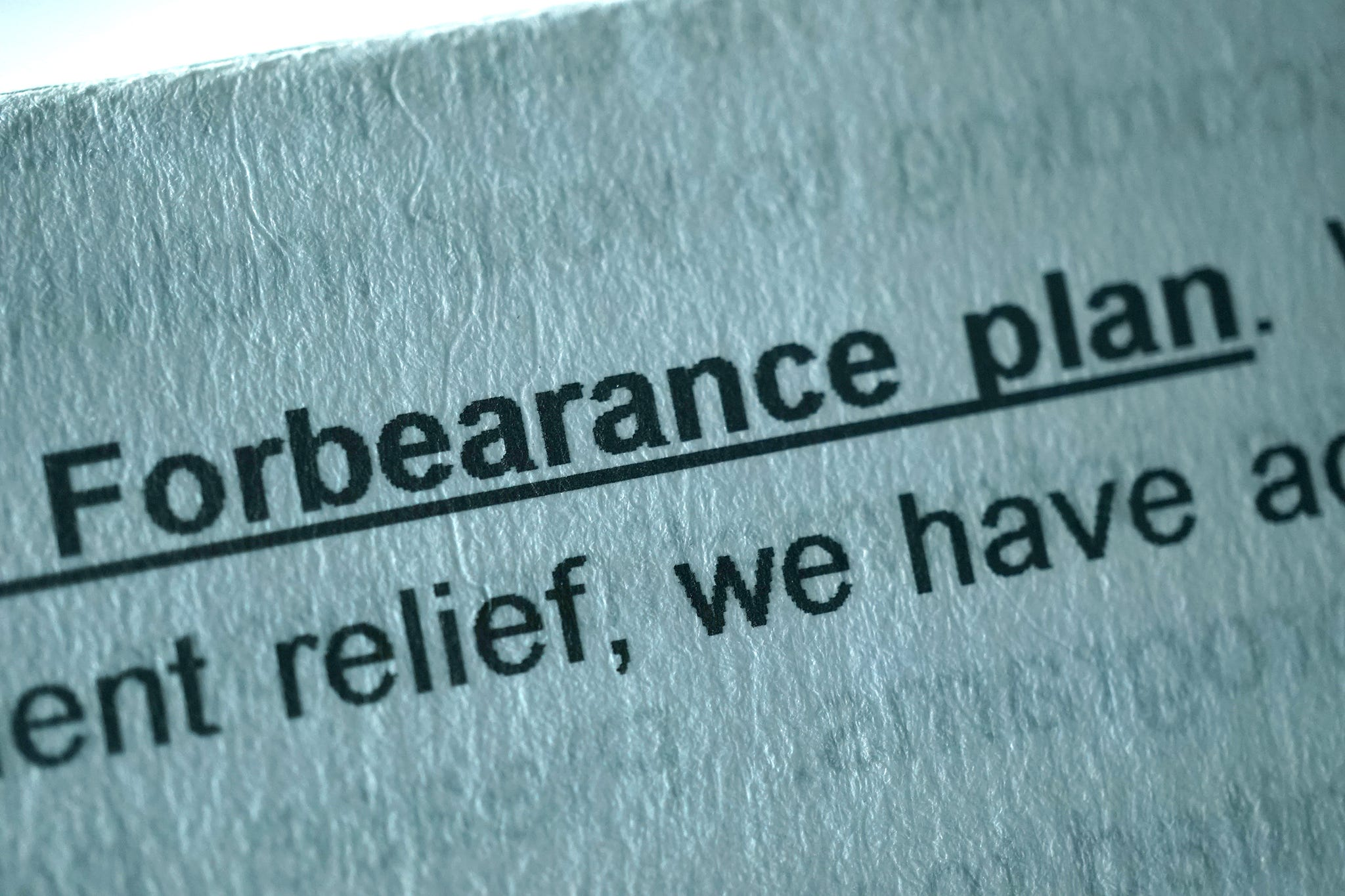 FHA extends Forbearance on Mortgages until December 31, 2020.