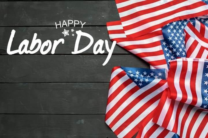 Happy Labor Day Graphic for 7 Surprising Labor Day Facts