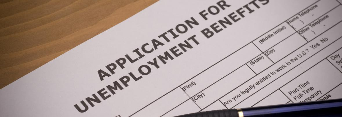 Image representing an application for extended unemployment benefits