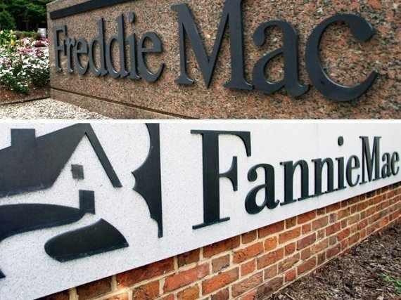 Picture of fannie mae and freddie mac logos