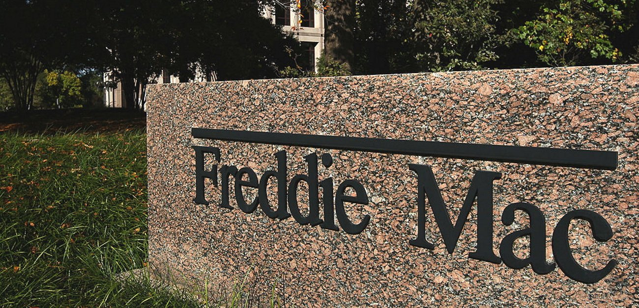 Picture of the Freddie Mac sign in from of their headquarters to represent FHFA Extends COVID-19 Forbearance for Multifamily