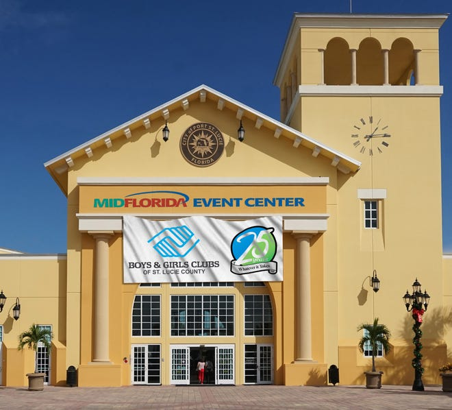 Port St. Lucie Mid Florida Event Center part of Port ST. Lucie's New Downtown