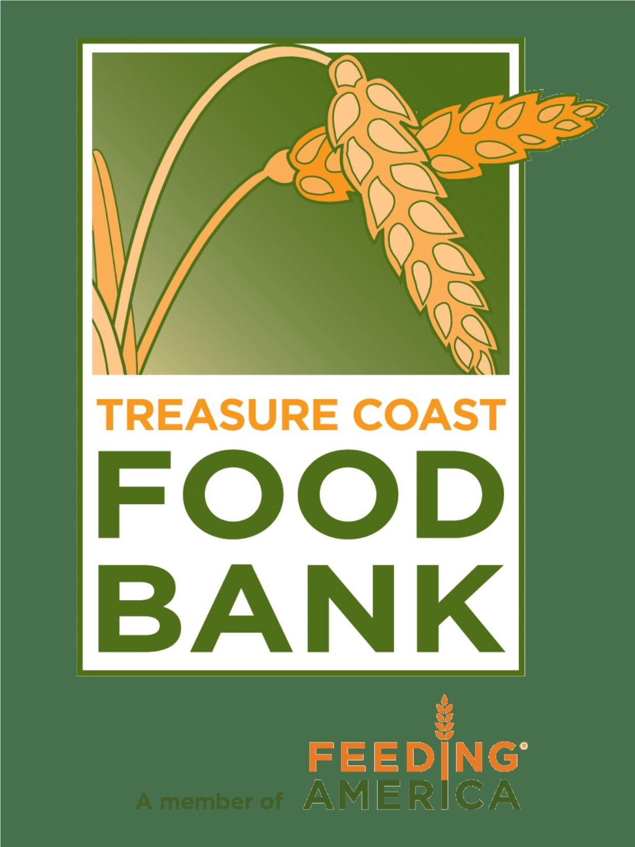 Treasure Coast Food Bank Logo