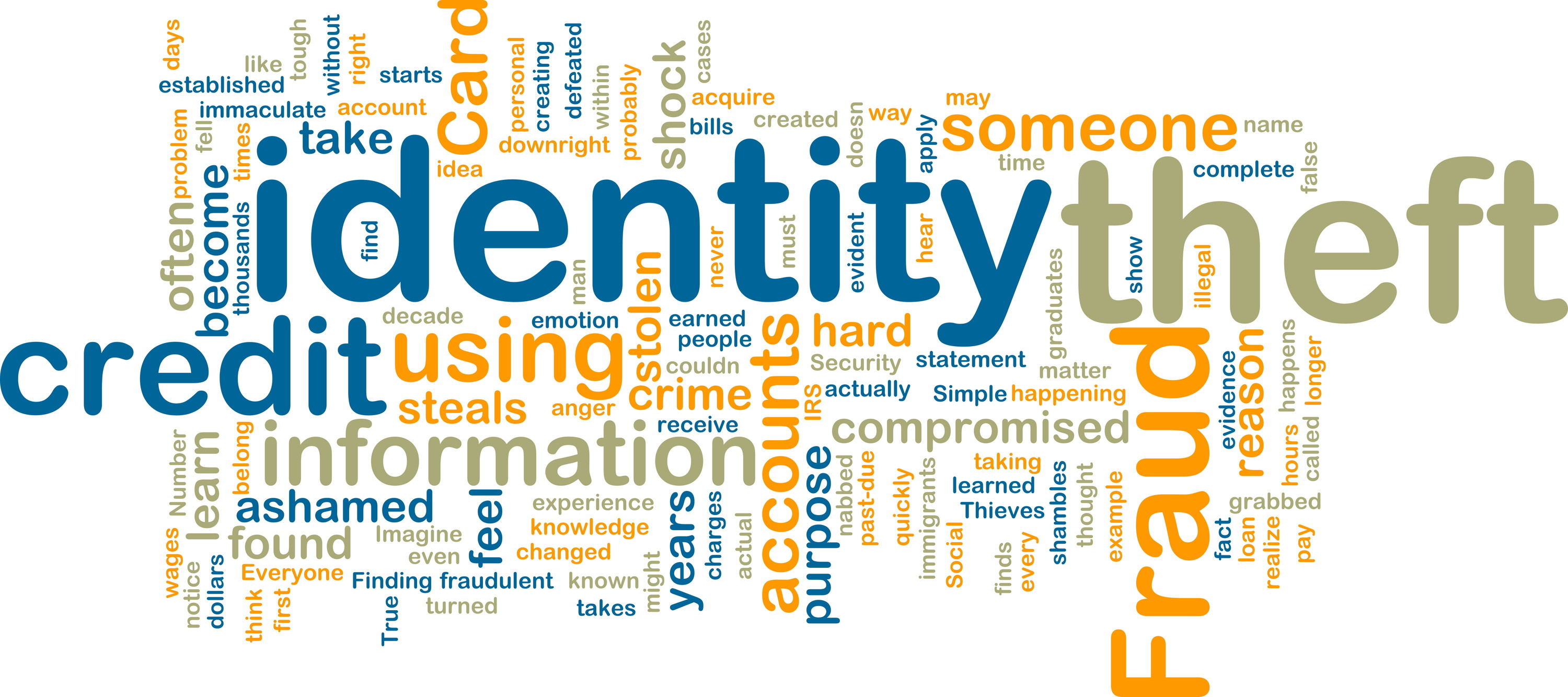 theories and trends in identity theft The work has first defined identity theft as basically the act of impersonating people so as to gain access to their financial statements on the other hand, some theories and concepts explain the origin of certain behaviours and acts like identity theft.